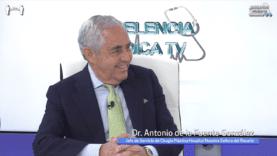 Entrevista Excelencia Medica TV al doctor Antonio de la Fuente