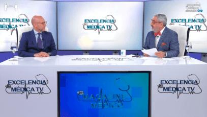 Dr. José Manuel de la Morena – Urólogo – Excelencia Médica TV