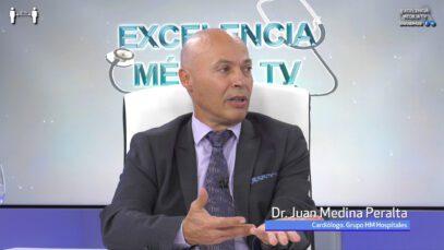 Dr. Juan Medina Peralta – Excelencia Medica TV