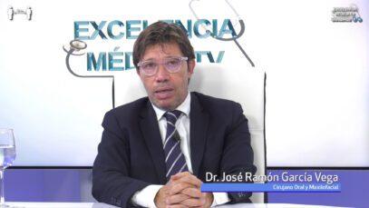 Jose Ramon Garcia Vega – cirujano maxilofacial en Madrid – Excelencia Medica TV